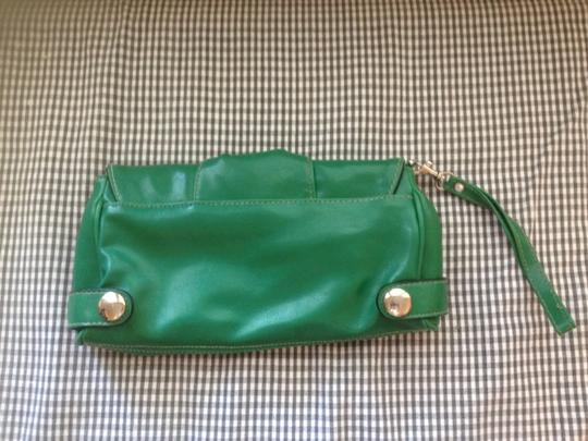 Other Wristlet Green Clutch