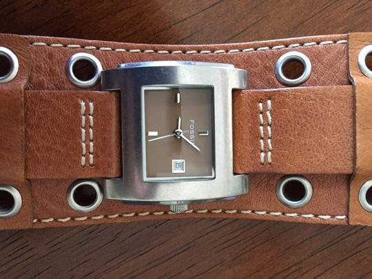 Fossil Fossil Leather Watch