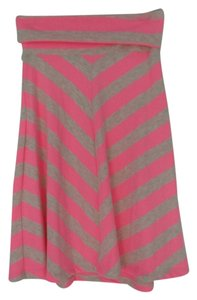 Old Navy Skirt Chevron