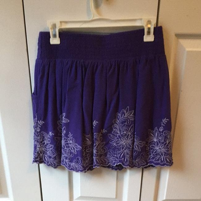Charlotte Russe Skirt Purple