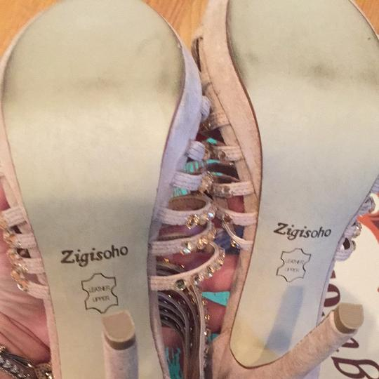 ZIGI NEW YORK Beige Platforms