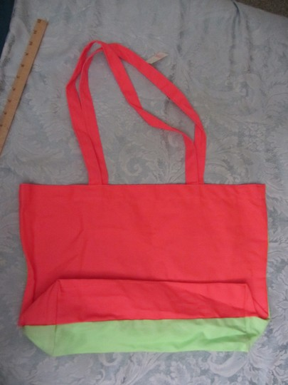 Victoria's Secret Still Has Tag On It Perfect For Us Sexy Girls Love It Buy It Now pink green Beach Bag
