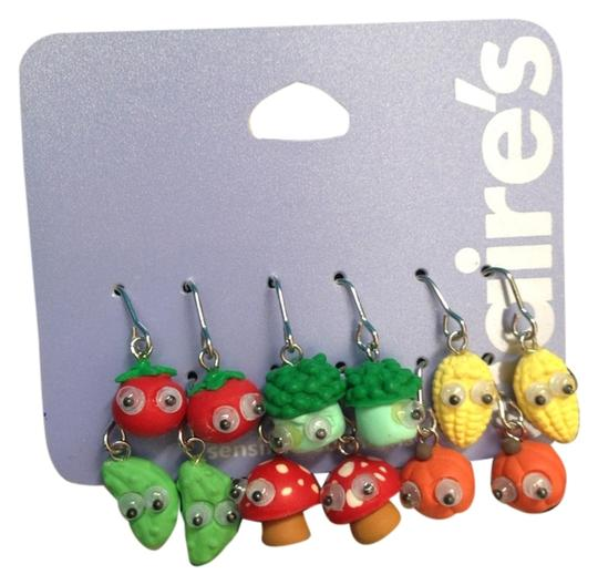 Claire's Claire's Veggie Earrings