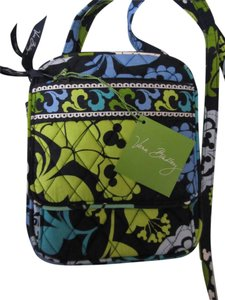 Vera Bradley Perfect Brand New With Hidden Mickey Design Cross Body Bag
