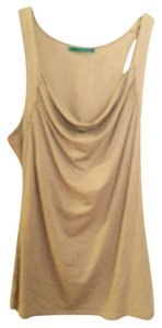 Velvet by Graham & Spencer Drape Top Gray