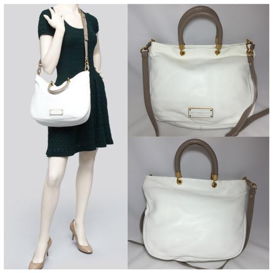 Marc by Marc Jacobs Satchel in White
