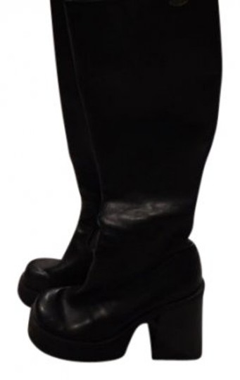 Preload https://img-static.tradesy.com/item/32334/bongo-black-up-to-the-knee-bootsbooties-size-us-7-0-0-540-540.jpg
