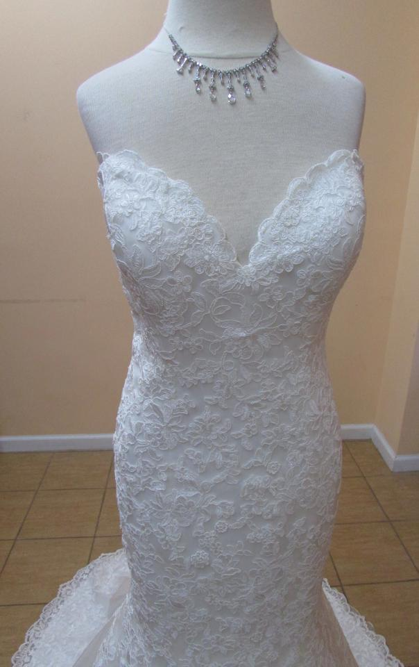 Mori lee 2713 wedding dress on sale 12 off wedding for Mori lee wedding dress sale