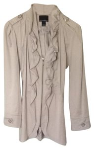 Cynthia Rowley Light Grey Jacket