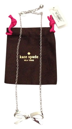 Preload https://item2.tradesy.com/images/kate-spade-bow-necklace-3234196-0-0.jpg?width=440&height=440
