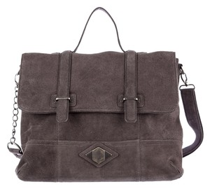 Rachel Zoe grey Messenger Bag