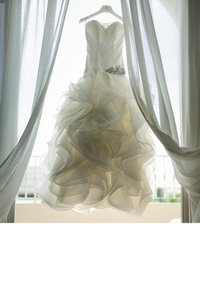 Essense Of Australia Trumpet Style D1479 Wedding Dress