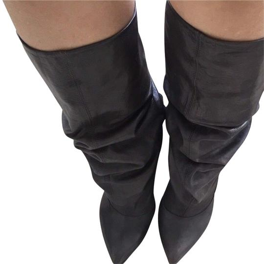 CoSTUME NATIONAL Grey Boots