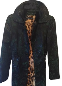 Dolce&Gabbana Black And Emerald Jacket