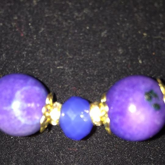 Other Azar 380 Carts Blue lapis and Gold Finished Clap