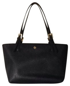 Tory Burch Black Travel Bag