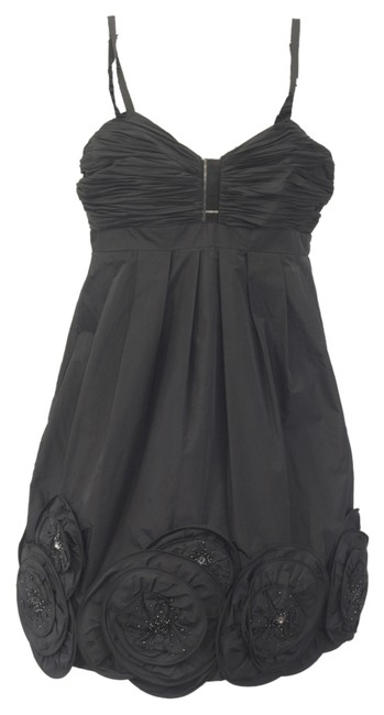 Preload https://item4.tradesy.com/images/bcbgmaxazria-black-with-stone-work-design-amazing-detail-statement-mid-length-cocktail-dress-size-10-3235408-0-0.jpg?width=400&height=650