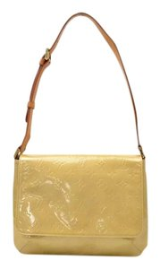 Louis Vuitton Patent Leather Medium Small Shoulder Bag