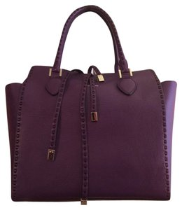 Michael Kors Miranda Neverfull Tote in Grape (Purple)