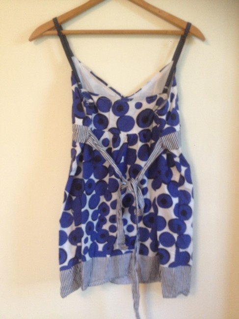 Other Polka-dot Top Blue