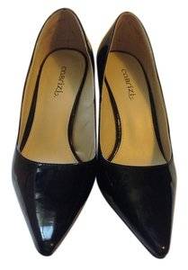 Cabrizi Black patent leather Pumps