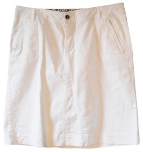 Other Summer Skirt white
