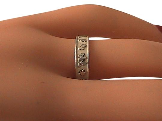 Vintage Zodiac Band Ring