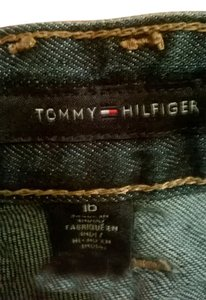 Tommy Hilfiger Capri/Cropped Denim-Dark Rinse