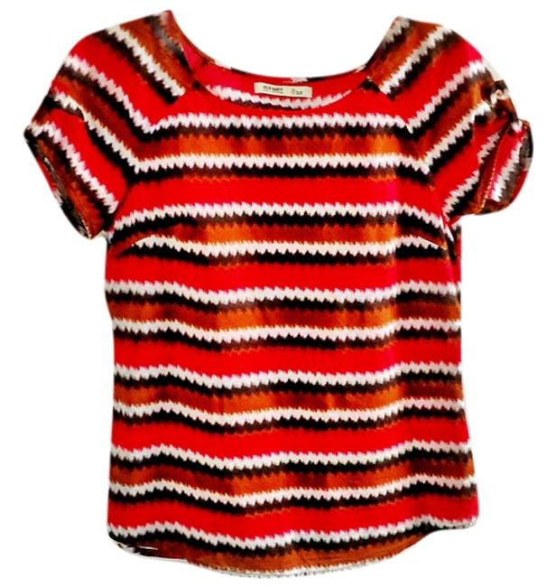 Old Navy Bright Top multi-color