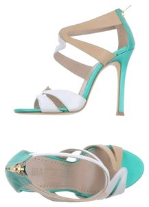 European Designer Brand New Marc Ellis Leather Hues Of Color Sandals
