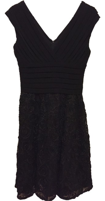 Adrianna Papell Tulle Dress
