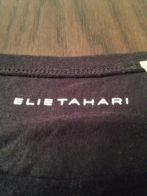 Elie Tahari T Shirt Black