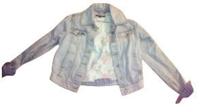 insight Faded blue Womens Jean Jacket