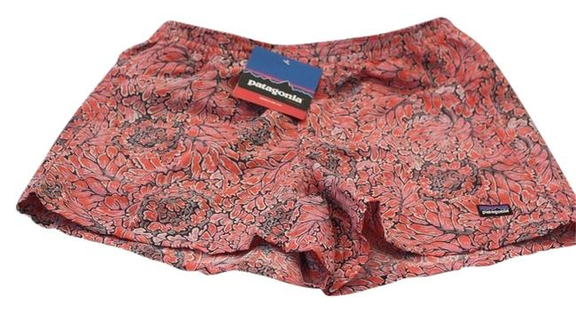 Item - Peach and Gray Baggies Nylon Short New with Tags Activewear Size 8 (M)