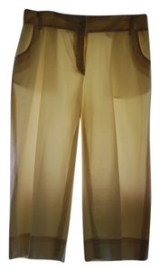 Coldwater Creek Capris Ivory