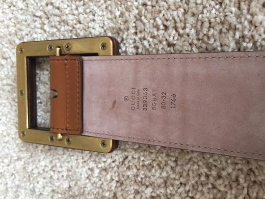 Gucci Gucci Leather Belt