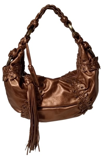 Preload https://item4.tradesy.com/images/isabella-fiore-bronze-soft-pebbled-leather-hobo-bag-3242368-0-0.jpg?width=440&height=440
