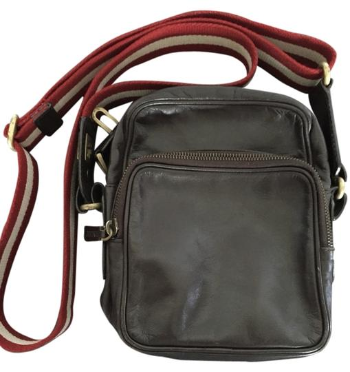 Preload https://item5.tradesy.com/images/bally-brown-genuine-leather-and-lining-cross-body-bag-3243994-0-0.jpg?width=440&height=440