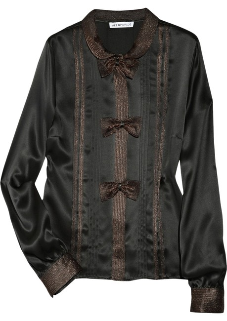 Preload https://item3.tradesy.com/images/see-by-chloe-black-bow-embellished-silk-satin-blouse-size-8-m-3244192-0-0.jpg?width=400&height=650