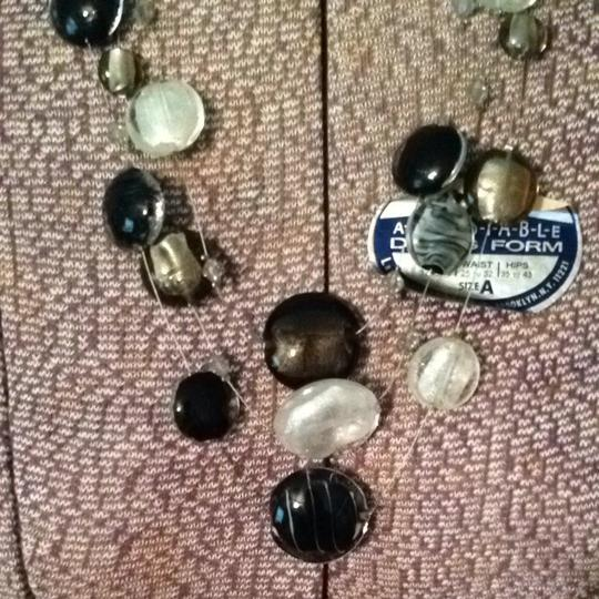 Other Lovely Beaded Necklace Three Strands