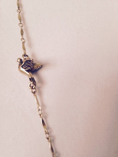 Lucky Brand Wear 4 Ways, Dove & Turquoise Spiritual Necklace