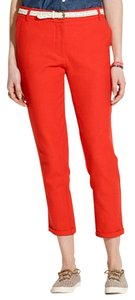 Sessun Androgyny Trouser Colorblock Boyfriend Cropped Trouser/Wide Leg Jeans