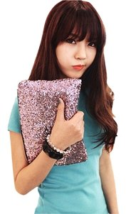 Boutique Pink Clutch