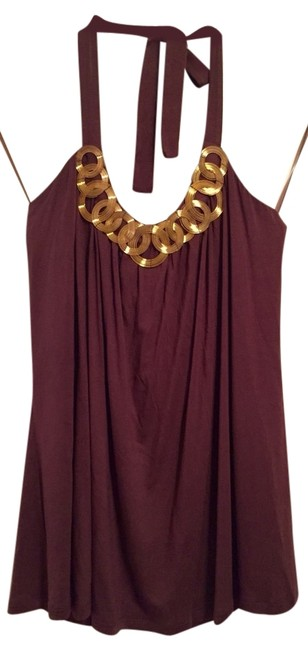 Preload https://item2.tradesy.com/images/cable-and-gauge-brown-halter-top-size-6-s-3245011-0-0.jpg?width=400&height=650