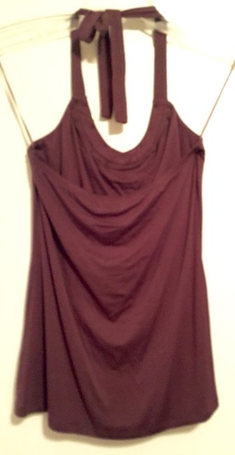 Cable & Gauge Brown Halter Top