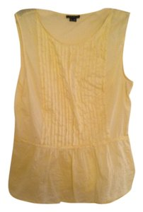 Theory Top Light Yellow