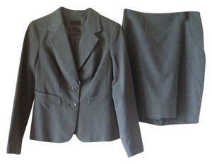 The Limited The Limited Grey Blazer/Skirt 0