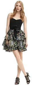 Diane von Furstenberg Strapless Date Party Girly Dress