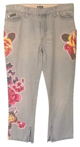 Dolce&Gabbana Capri/Cropped Denim-Light Wash