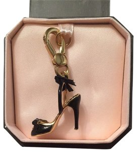 Juicy Couture Juicy Couture Black Evening Shoe Charm